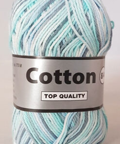Cotton 8/4 - Bomuldsgarn - Flerfarvet - 622