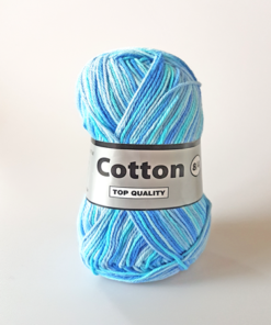 Cotton 8/4 - Bomuldsgarn - Flerfarvet -623