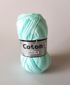 Cotton 8/4 - Bomuldsgarn - Flerfarvet - 628