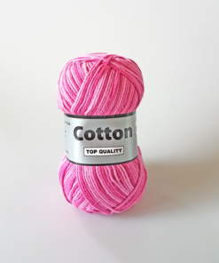 Cotton 8/4 - Bomuldsgarn - Flerfarvet - 630