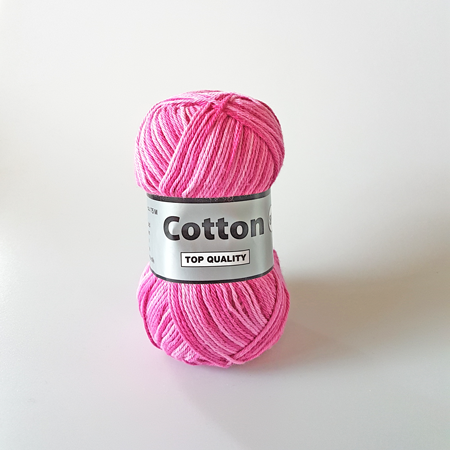 Cotton 8/4 - Bomuldsgarn - Flerfarvet - 630