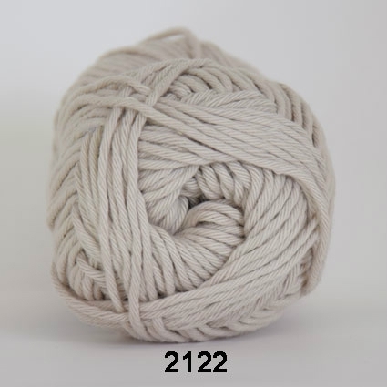 Cotton 8/8 fv 2122 Beige