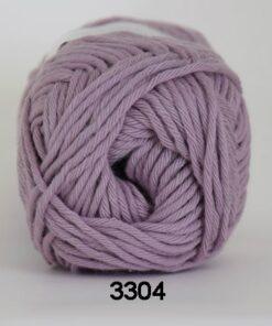 Cotton 8/8 fv 3304 Gammel Rosa
