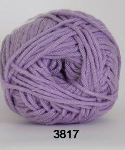 Cotton 8/8 fv 3817 Lys Lilla