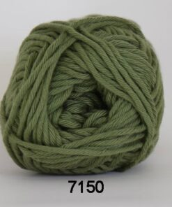 Cotton 8/8 fv 7150 Grøn