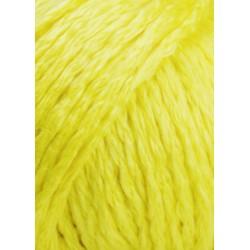 Lang yarns amira farve 13, gul bomuldsgarn
