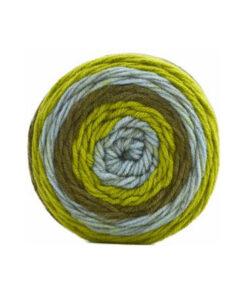 Himalaya Sweet Roll Garn Print 26 Wasabi Pop