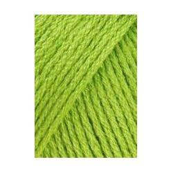 Lang yarns omega, græsgrøn 044 akrylgarn
