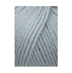 Lang yarns omega, lys grå 023 akrylgarn