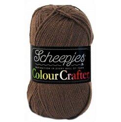 Scheepjes colour crafter 100g, farve 1004 veendam akrylgarn