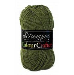 Scheepjes colour crafter 100g, farve 1027 arnhem akrylgarn