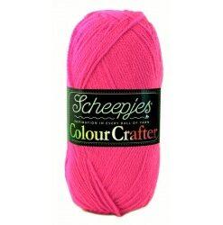 Scheepjes colour crafter 100g, farve 1257 hilversum akrylgarn