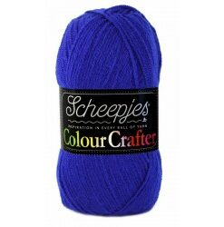 Scheepjes colour crafter 100g, farve 1117 delft akrylgarn