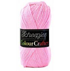 Scheepjes colour crafter 100g, farve 1241 den bosch akrylgarn