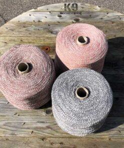 Tyndt bomuld tricolore (1kg)