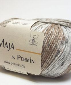 Maja Permin - Flerfarvet Bomuldsgarn - 881314