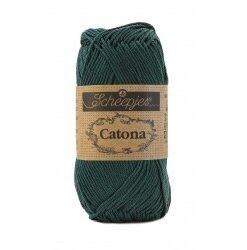 Scheepjes catona 25 g farve grøn garn