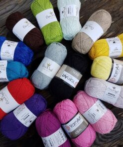 Royal cotton 8/4 (50g)
