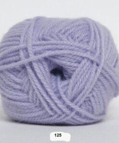 Akrylgarn - Jette Akrylgarn Hjertegarn - 125 Lavendel