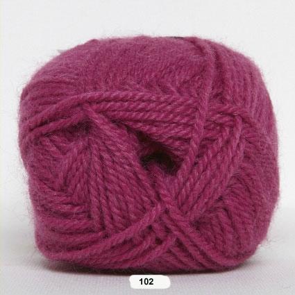 Akrylgarn - Jette Akrylgarn Hjertegarn - fv 102 Pink
