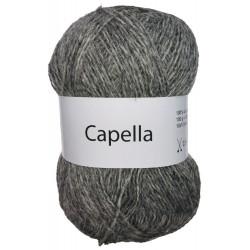 Capella grå 203 garn wool4you capella