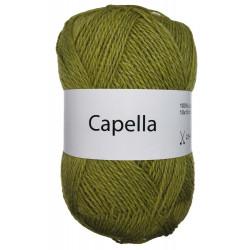 Capella oliven 330 garn wool4you capella