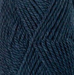 Drops alaska blå uldgarn