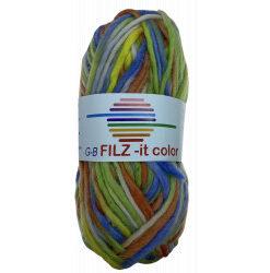 Filz-it forår, farve 153 uldgarn
