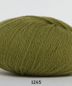 Hjerte Fine Highland Wool - Uldgarn - Hjertegarn - fv 1265 Lime Grøn