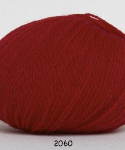 Hjerte Fine Highland Wool - Uldgarn - Hjertegarn - fv 2060 Rød