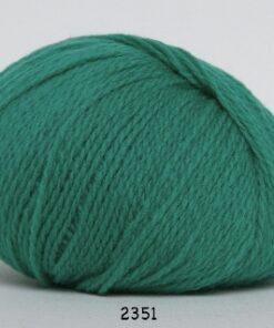 Hjerte Fine Highland Wool - Uldgarn - Hjertegarn - fv 2351 Græs Grøn