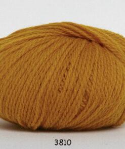 Hjerte Fine Highland Wool - Uldgarn - Hjertegarn - fv 3810 Karry Gul