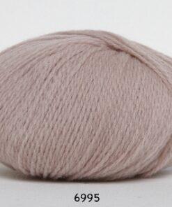 Hjerte Fine Highland Wool - Uldgarn - Hjertegarn - fv 6995 Lys Gammel Rosa