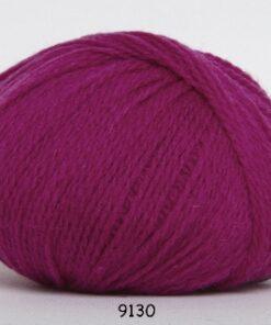 Hjerte Fine Highland Wool - Uldgarn - Hjertegarn - fv 9130 Pink