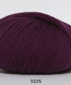 Hjerte Fine Highland Wool - Uldgarn - Hjertegarn - fv 9235 Rød Lilla