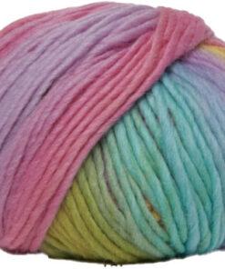 Hjertegarn Incawool - Uldgarn - fv 1181 Flerfarvet