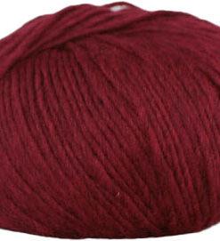 Hjertegarn Incawool - Uldgarn - fv 1902 Vin rød