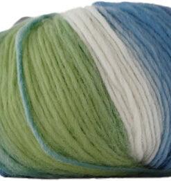 Hjertegarn Incawool - Uldgarn - fv 6020 Flerfarvet