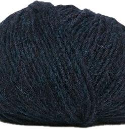 Hjertegarn Incawool - Uldgarn - fv 643 Mørk Blå