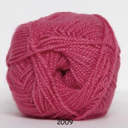 Perle Akryl - Akrylgarn - fv 2009 Pink