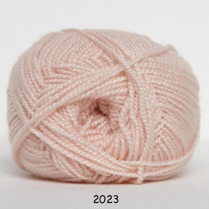 Perle Akryl - Akrylgarn - fv 2023 Hud Farve