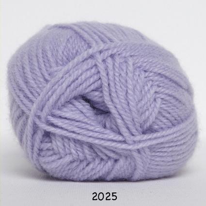 Perle Akryl - Akrylgarn - fv 2025 Lavendel
