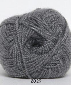 Perle Akryl - Akrylgarn - fv 2029 Lys Grå