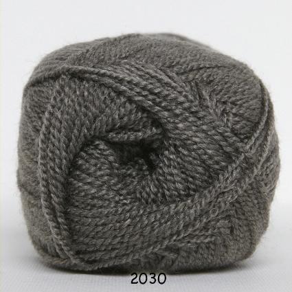 Perle Akryl - Akrylgarn - fv 2030 Grå