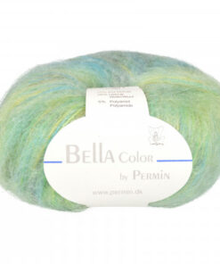 Permin Bella Unicolour Garn 883151 Grøn