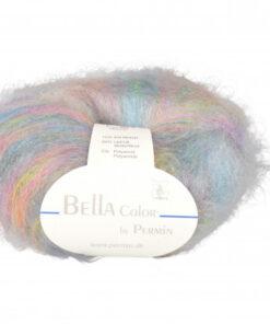 Permin Bella Unicolour Garn 883153 Gul/Pink