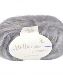 Permin Bella Unicolour Garn 883158 Mørkegrå