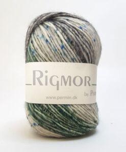 Rigmor Permin - Flerfarvet uldgarn - 886502