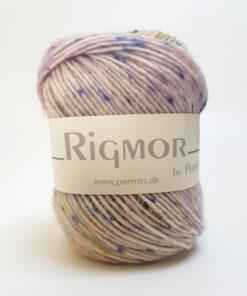Rigmor Permin - Flerfarvet uldgarn - 886505