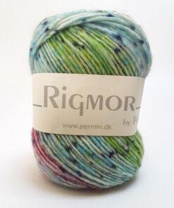 Rigmor Permin - Flerfarvet uldgarn - 886507